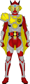 Kamen Rider Baron, Lemon Energy Arms by Taiko554 on DeviantArt