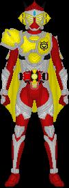 Kamen Rider Baron, Lemon Energy Arms by Taiko554 on DeviantArt