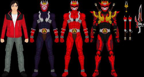Hibiki Kamen Rider Hibiki By Taiko554 On Deviantart