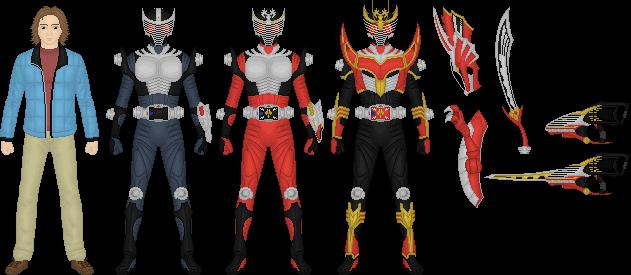 Kamen Rider Ryuki, Shinji Kido