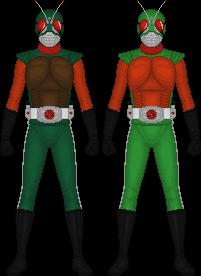 Kamen Rider Skyrider by Taiko554