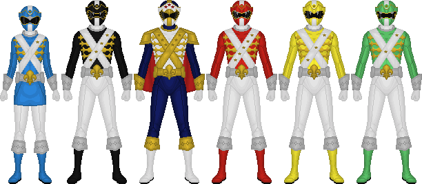 Droit Corps Minuteman by Taiko554