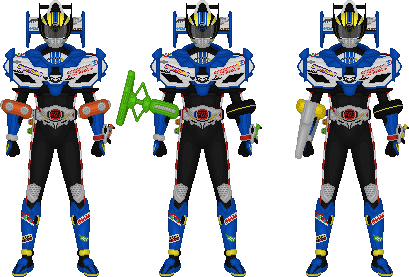 Kamen Rider Drive, Type Formula Tires by Taiko554
