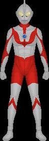 Ultraman by Taiko554