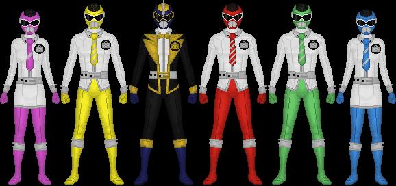 Office Sentai Shokubager by Taiko554