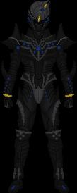 Cursed Armor by Taiko554