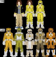 Yasei Sentai Keitouranger, Wood Rangers by Taiko554