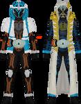 Kamen Rider Ghost HBVs