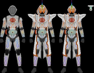 Kamen Rider Ghost, Mugen Damashii by Taiko554 on DeviantArt