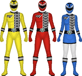 Commission: Drive Sentai Raceouger by Taiko554
