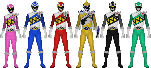 Power Rangers Dino Force Brave By Taiko554 On Deviantart