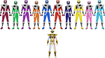 Vector Sentai Mirrorman