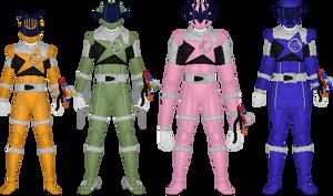 Additional Kyurangers, Part 10
