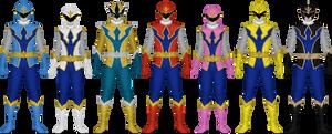 Hozon Sentai Shinnenger