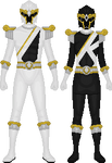 Meiro Sentai Shouriger, Sixth Duo