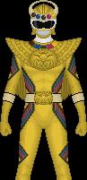 Additional Gaoranger, Gao Gold