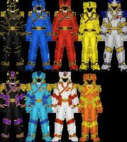 Gihou Sentai Yaseiger