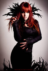 Christen Carnevalla by FrizzyCubePhotos