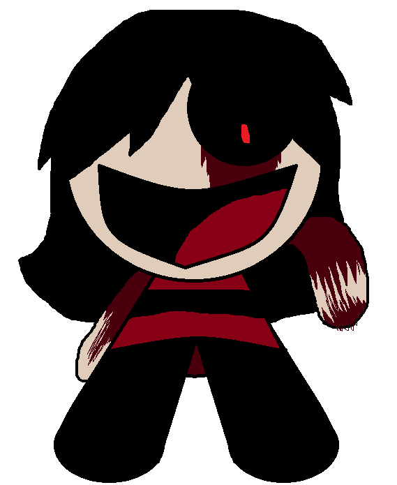 CreepyPasta Buttercup.avi by Lucaslover89