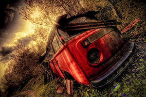 Ol' Rusty by Klonirani