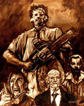 Texas Chainsaw Massacre family