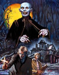 Salem's Lot by bloodedemon