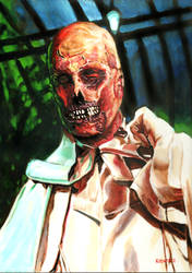 Dr. Anton Phibes by bloodedemon