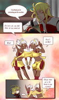Twin Blades by Rina-ran