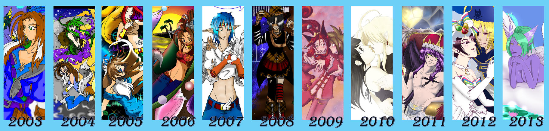Greetings Lovelies~ by Rina-ran