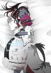 FFXIV Commission by Rina-ran