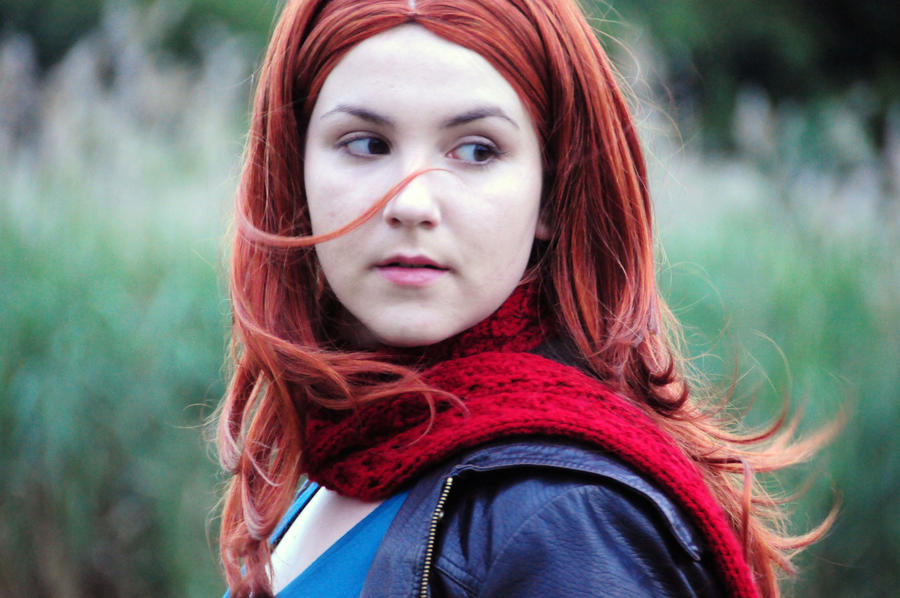 Amy Pond - When the wind blows by moonflower-lights