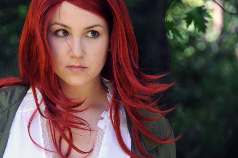 Anna supernatural cosplay