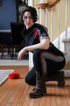 Katniss Everdeen Cosplay Test 2