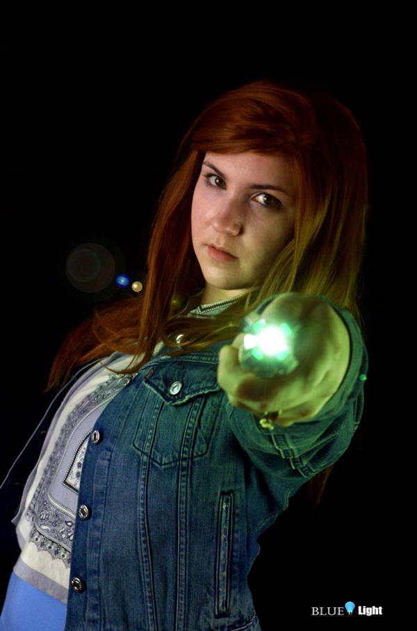 Amy Pond- Lets Kill Hitler by moonflower-lights