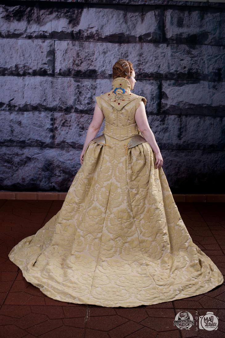 Sansa Stark- Caged Bird by moonflower-lights