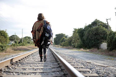 All Roads Lead to Terminus -  Maggie Greene by moonflower-lights