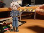 Prussia -  paper Child