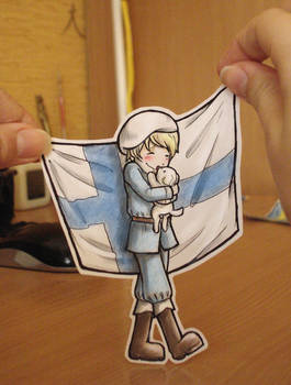 Finland -  Paper Child