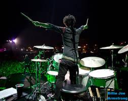 Billie Joe the drummer by BillieJoe1972