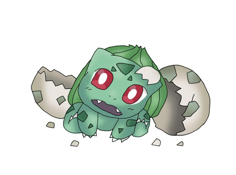 cute pokemon bulbasaur - photo #17