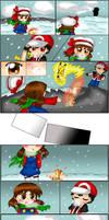 Pokemon Comic: Mt Silver