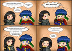 Fire Emblem comic: Tongue Tied