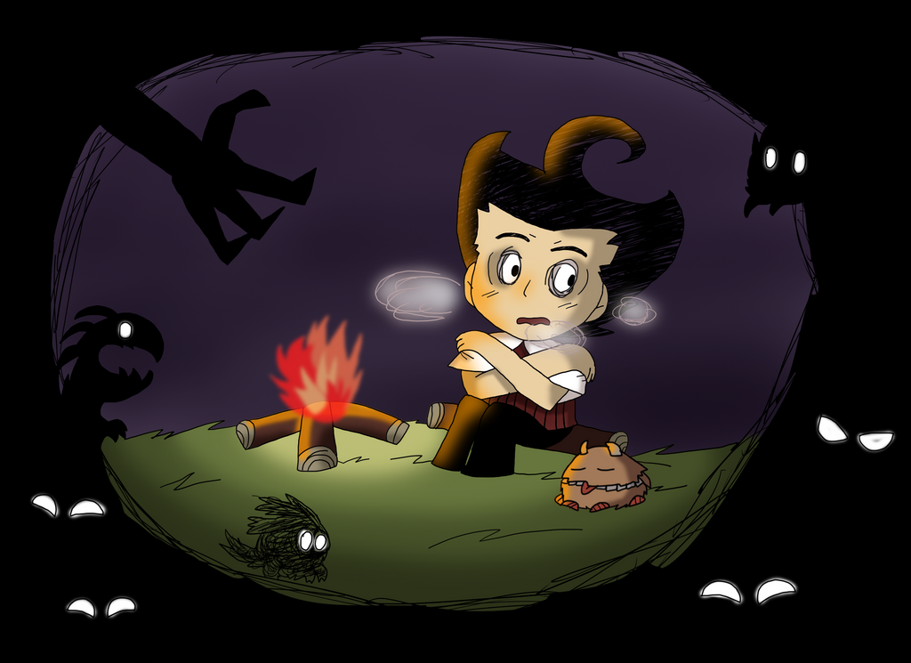 don_t_starve__insanity_by_purplemagechan