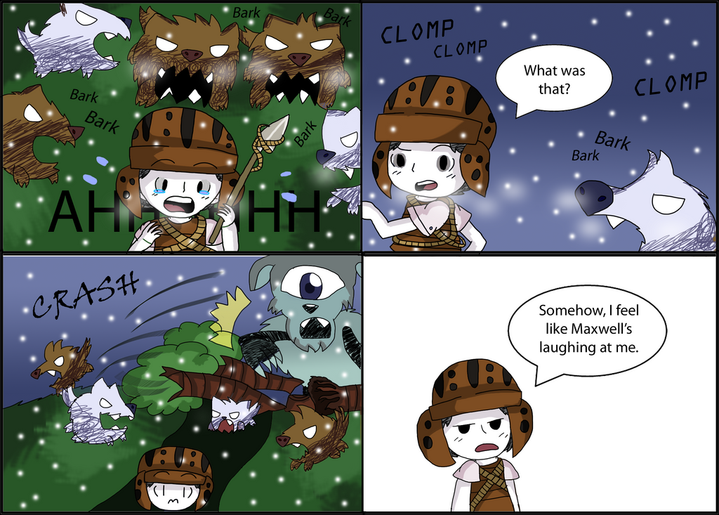don_t_starve_comic__danger_by_purplemage