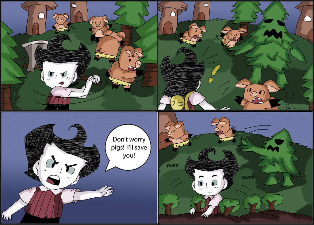 don_t_starve_comic__guard_by_purplemagec