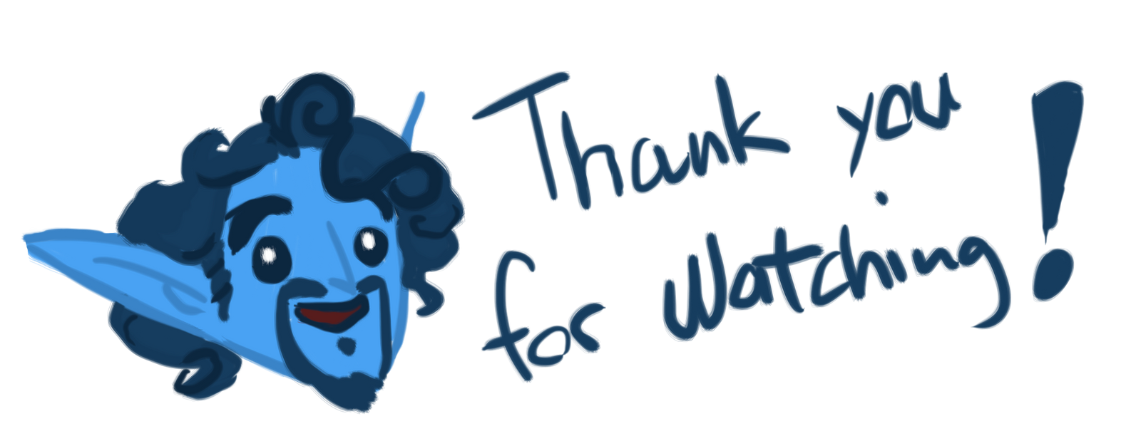 Thank you for Watching by MadAlleyCat on DeviantArt