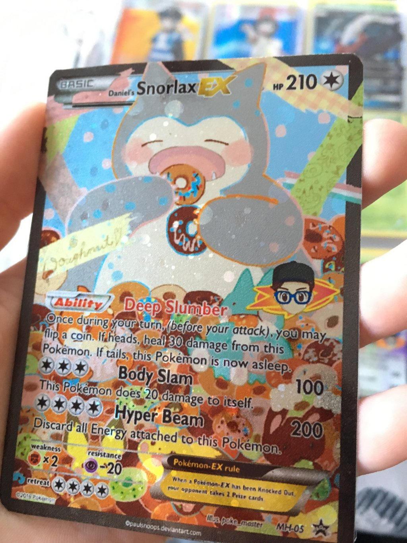 hawlucha gx custom pokemon card by kryptixdesigns on deviantart
