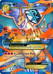 Team Plasma's Mega Charizard Y EX Custom Card