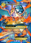 Team Plasma's Mega Charizard Y EX Custom Card
