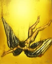 Falling Angel alternative by Marc-Jager